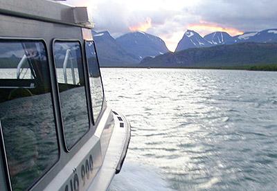 Båttrafiken